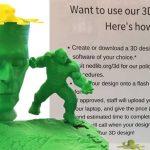 MAKERSPACE - 3D Printer