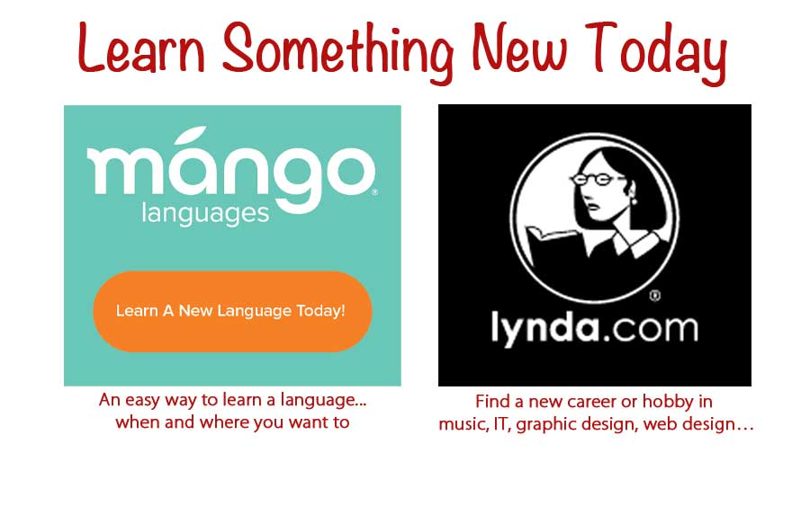 Learn A New Language Or Skill