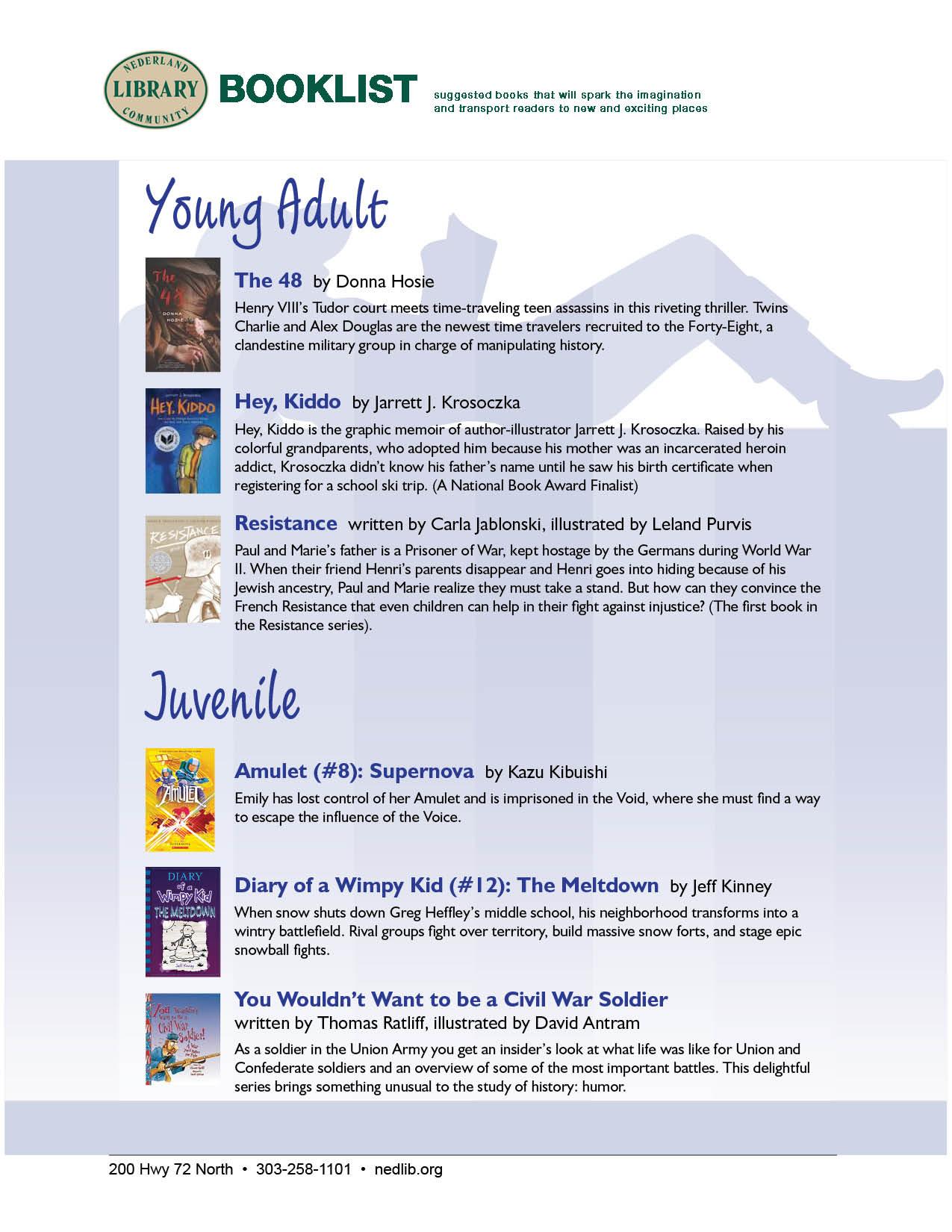 YA-Juvenile