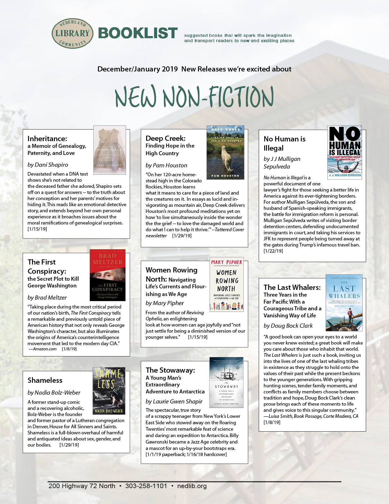 Fiction New Releases