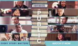 Special Event Screening – The Public
