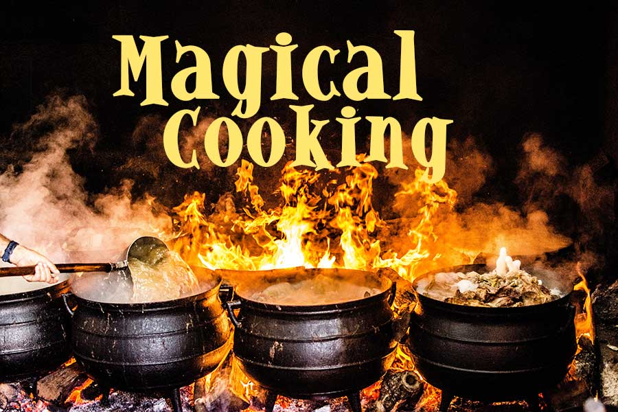 Magical Cooking